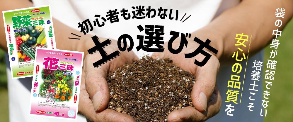袋の中身が確認できない培養土こそ安心の品質を!初心者も迷わない土の選び方